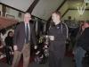 Reuben Hand presented trophy by Life Member Geoff Brown