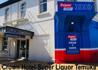 Crown Hotel-Super Liquor Temuka