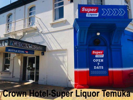Crown Hotel-Super Liquor Temuka