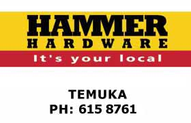 Temuka Hammer Hardware Ltd