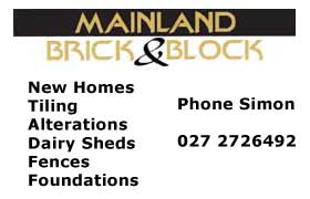 Mainland Brick & Block