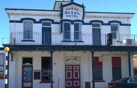 The Royal Hotel Temuka