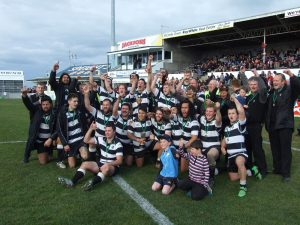 2016 Temuka Senior B Team go back to back as Glover Cup Champions.