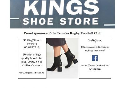 Kings Shoe Store