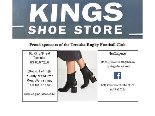 Kings Shoe Store